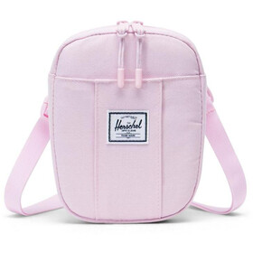 Herschel Cruz Crossbody Tas, pink lady crosshatch